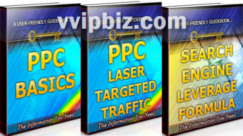 Pay for SEO and  PPC Unrestricted PLR Ebook Package