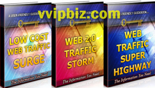 Pay for Traffic Building Unrestricted PLR Ebook Package