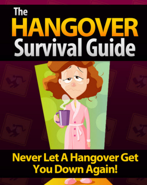 Free Hangover Survival Guide MRR Ebook Download thumbnail