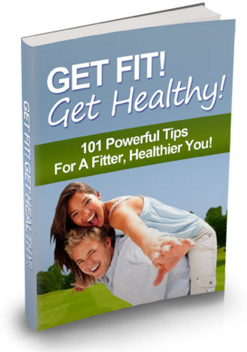 Pay for Get Fit Get Healthy MRR /Giveaway Rights