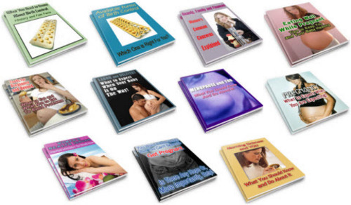 Pay for Pregnancy, Womens Health PLR Package