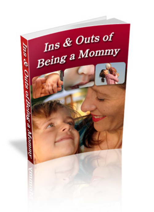 Pay for Ins & Outs of Being a Mommy MRR Ebook