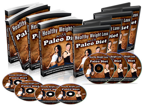 Pay for Healthy Weightloss With Paleo Diet MRR Packages