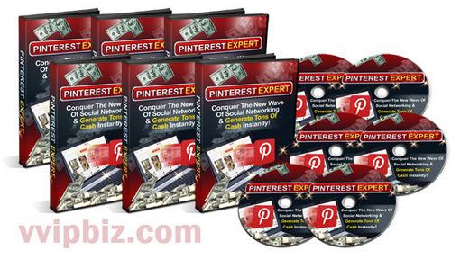 Pay for Pinterest Expert MRR Package
