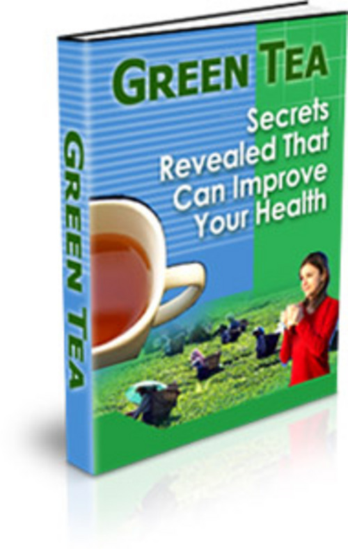 Pay for Green Tea: Secrets Revealed That Can Improve Your Health (RR)