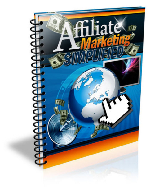 Pay for Affiliate Marketing Simplified PLR Listbuilding Package