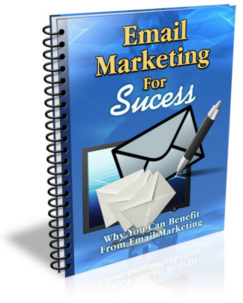Pay for Email Marketing For Success PLR Listbuilding Pack