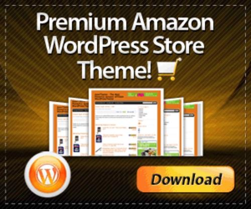Pay for Azon WP Themes: Premium Amazon Wordpress Store Theme