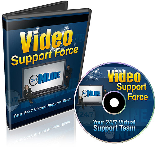 Pay for Video Support Force Video Series - 24/7 Virtual Support Team