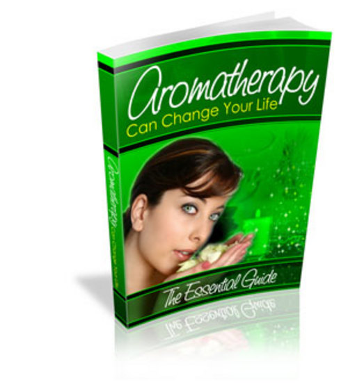 Pay for Aromatherapy Can Change Your Life MRR eBook