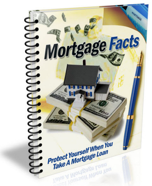 Pay for Mortgage Facts PLR