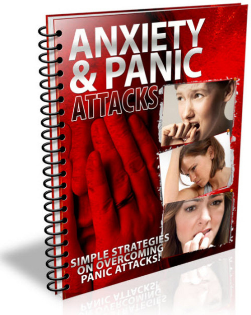 Pay for Anxiety and Panic Attacks Report with PLR
