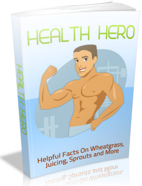 Pay for Health Hero: Helpful Facts On Wheatgrass Juicing Sprouts MRR