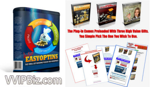 Pay for WP Easy Optin Plugin Unrestricted PLR