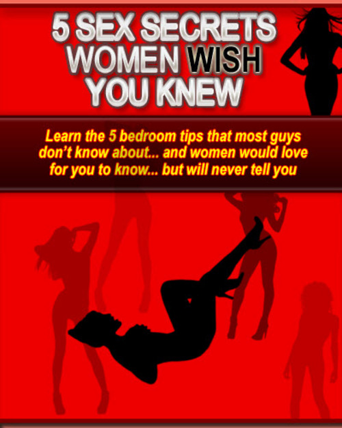 Pay for 5 Sex Secrets Women Wish You Knew