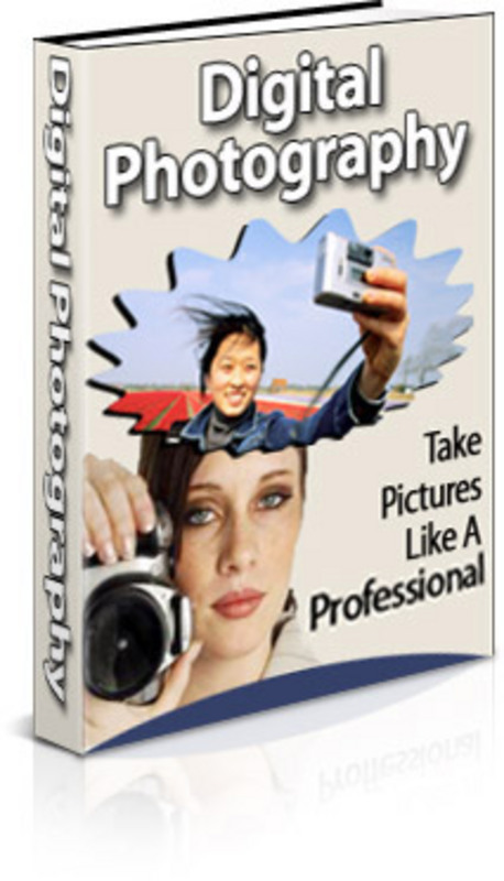 Pay for Digital Photography: Take Pictures Like A Professional PLR