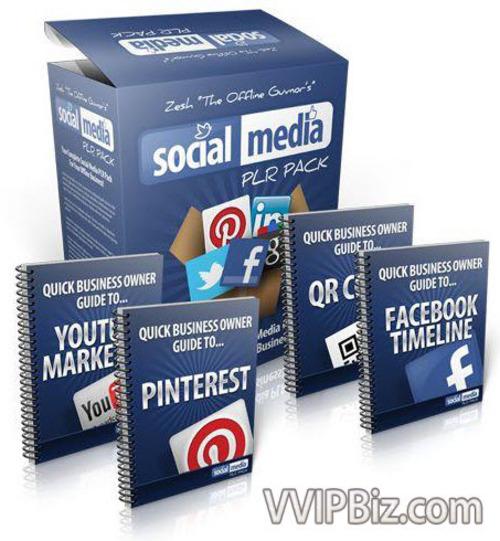 Pay for The Offline Social Media PLR Package