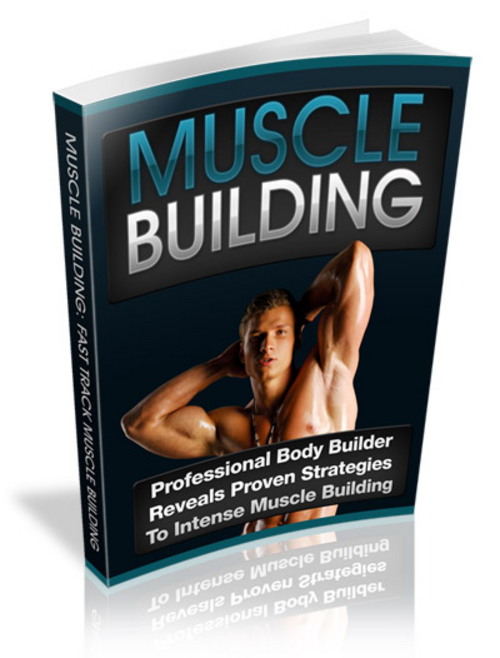 Pay for Complete Guide To Muscle Building PLR Ebook
