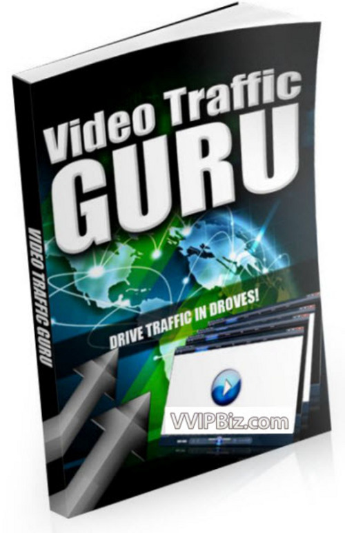 Pay for Video Traffic Guru MRR/ Giveaway Rights