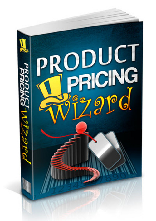 Pay for Product Pricing Wizard Unrestricted PLR Ebook