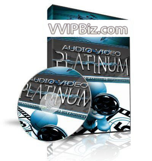 Pay for Audio Video Platinum V2 Unrestricted PLR