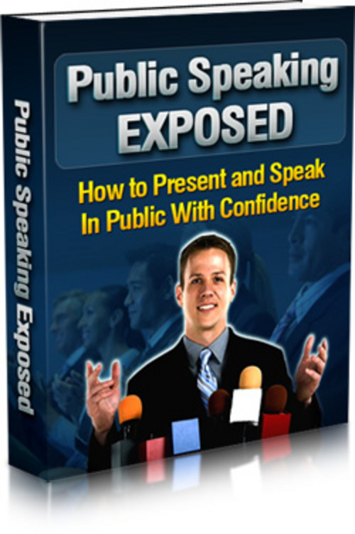 Pay for Public Speaking Exposed MRR/ Giveaway Rights