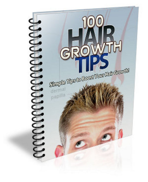 Pay for 100 Hair Growth Tips MRR/ Giveaway Rights