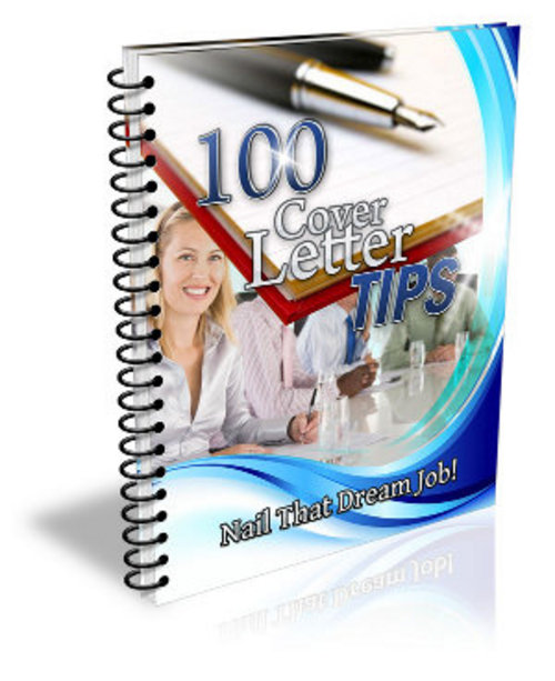 Pay for 100 Cover Letter Tips