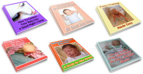 Pay for Babies, Toddlers PLR Reports Package