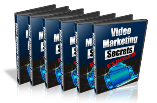 Pay for Video Marketing Secrets Exposed Video Series - MRR