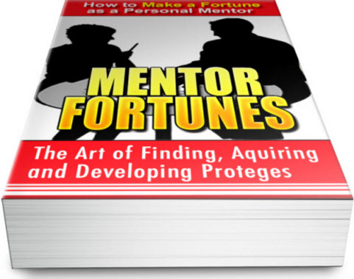 Pay for Mentor Fortunes Mentoring Manual (MRR)