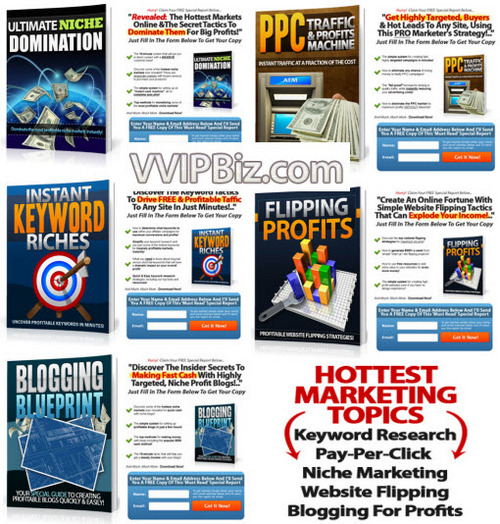 Pay for Profitable List Buiding Pack Special Offer