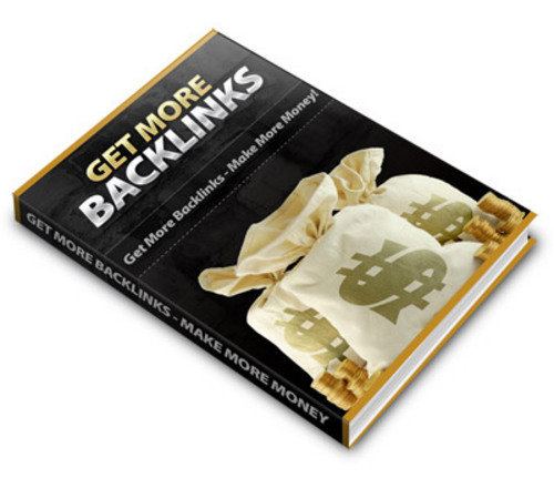 Pay for Get More Backlinks PLR Ebook