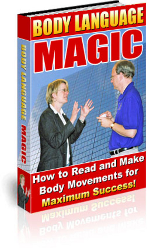 Pay for Body Language Magic Unrestricted PLR Ebook