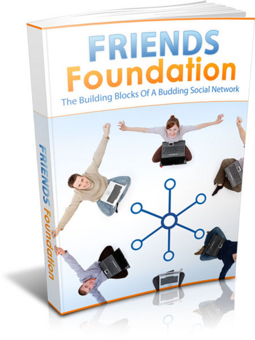 Pay for Friends Foundation Master Resale Rights Ebook