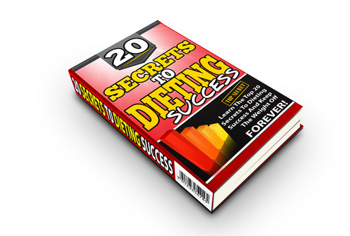 Pay for 20 Secrets to Dieting Success PLR Ebook