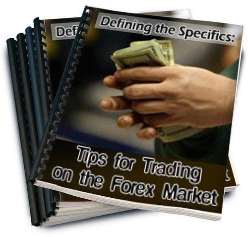 Forex trading plr