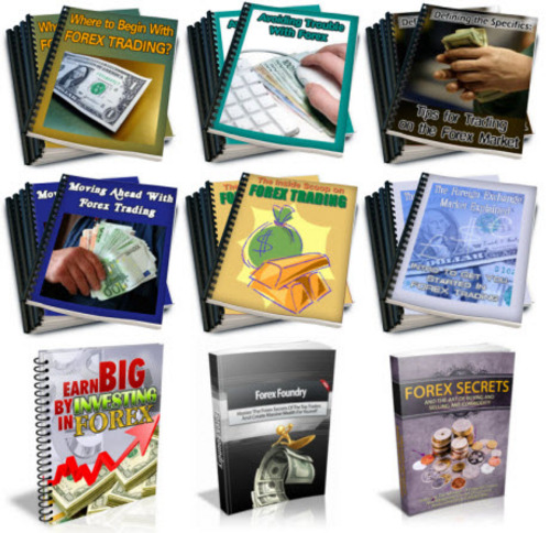 Pay for Forex Trading PLR Reports Package with Special Bonus