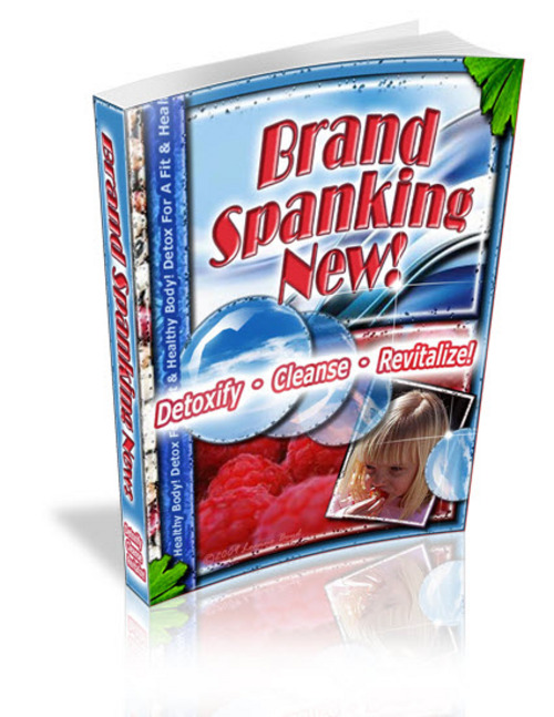 Pay for Detoxify, Cleanse, Revitalize - Brand Spanking New (MRR)