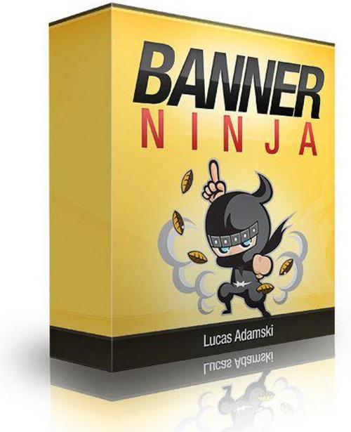 Pay for Banner Ninja - 270 Banner Graphics (RR)