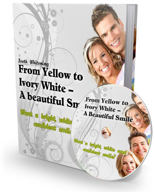 Pay for From Yellow To White: Teeth whitening Guide MRR