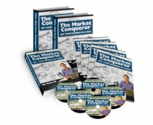 Pay for The Market Conqueror - Pin Your Success