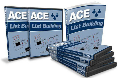 Pay for Ace List Building - Audios, Videos (MRR)