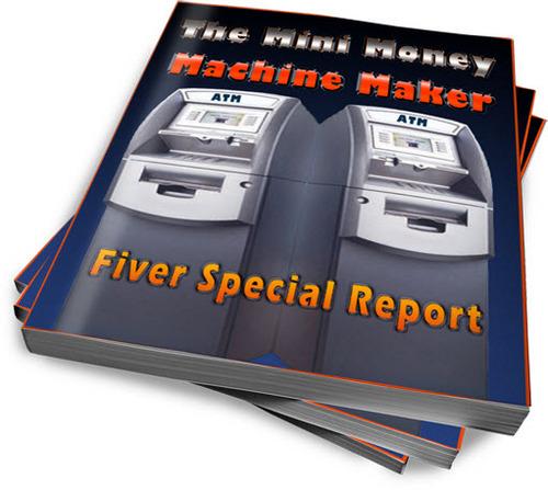 business giveaway machine