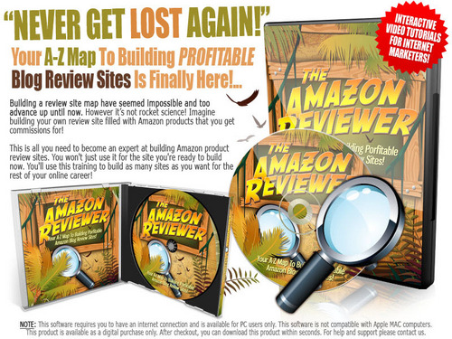 Pay for The Amazon Reviewer Video Course with MRR