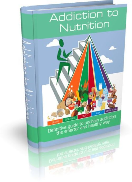 Pay for Addiction to Nutrition MRR/ Giveaway Rights