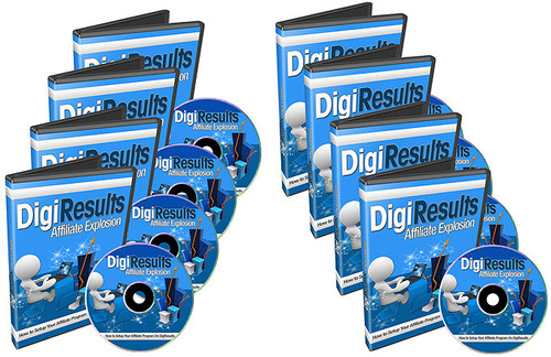 Pay for DigiResults Affiliate Explosion PLR Video