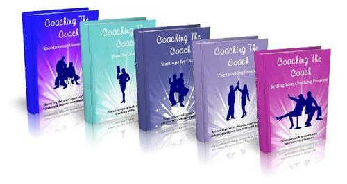 Pay for Coaching The Coach Series, MRR Package