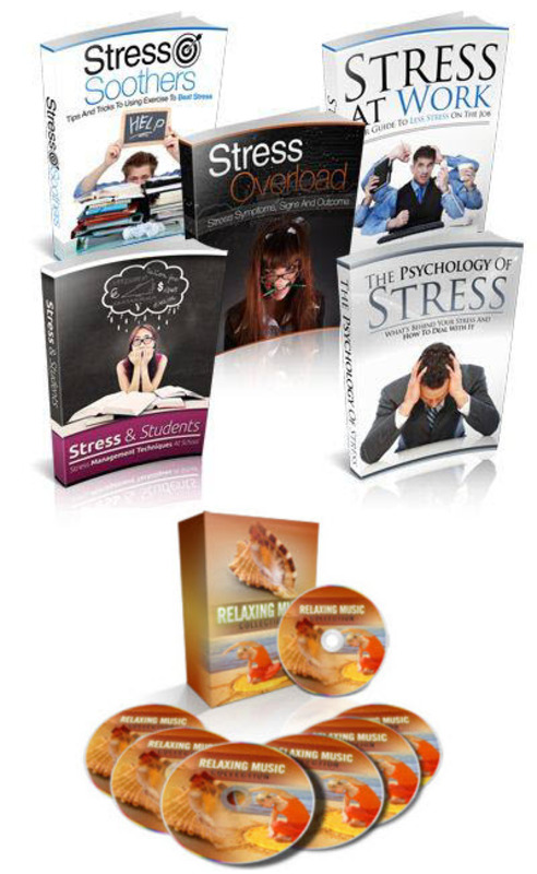 Pay for Stress Management Course Package With MRR