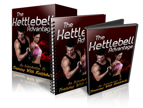 Pay for The Kettlebell Advantage MRR/ Giveaway Rights